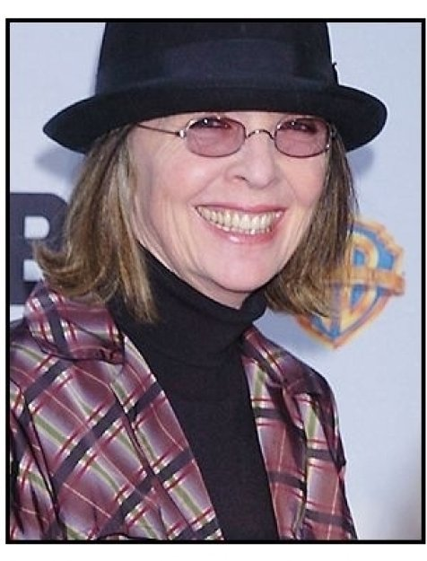 "Diane Keaton at the NRDC's ""Earth to L.A.!-The Greatest Show on Earth"" Benefit"