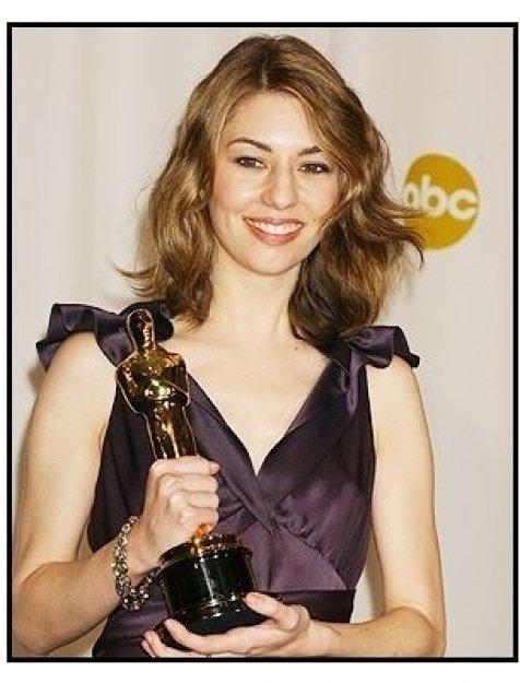 76th Annual Academy Awards - Sofia Coppola - Backstage