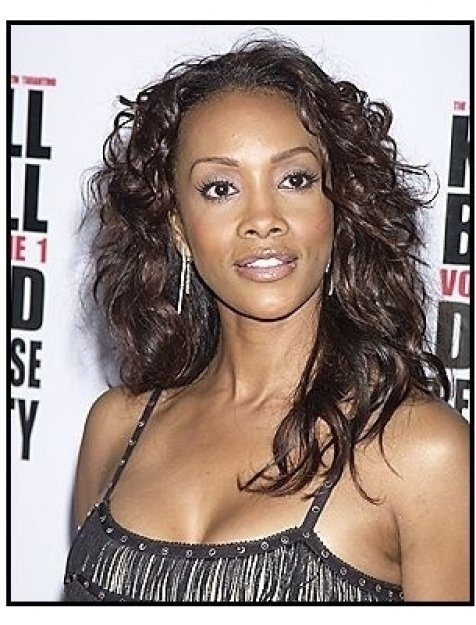 "Vivica A. Fox at the ""Kill Bill Vol. 1"" DVD Release Partyat the ""Kill Bill Vol. 1"" DVD Release Party"