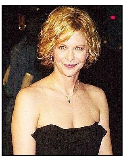 "Meg Ryan at the ""In the Cut"" Premiere"