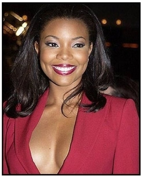 Gabrielle Union at The Brothers premiere