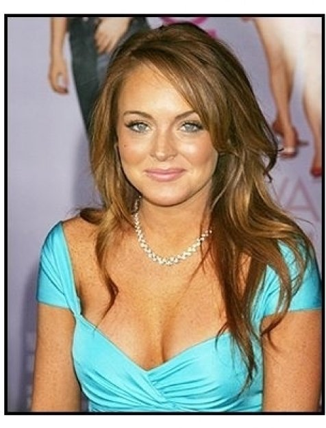 "Lindsay Lohan""Mean Girls"" Premiere"