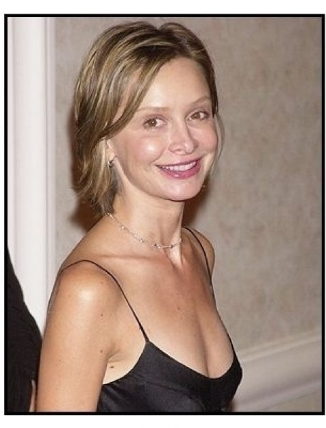"""Calista Flockhart at the 2nd Annual """"Runway for Life"""" Celebrity Fashion Show"""