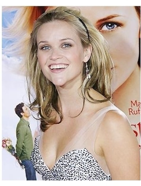 Just Like Heaven Premiere: Reese Witherspoon