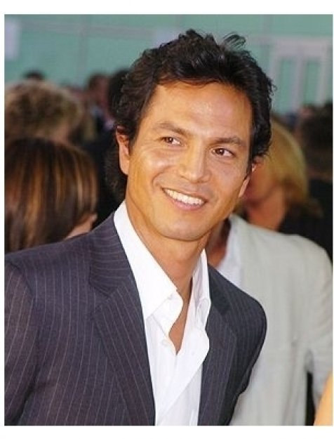 "Benjamin Bratt at the ""Catwoman"" premiere"