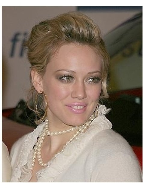 Ten/GM RC: Hilary Duff