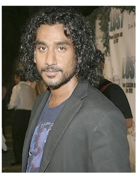 Lost Season 1 DVD Release Party Photos:  Naveen Andrews