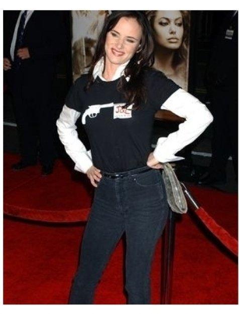 Juliette Lewis at the Alexander Premiere