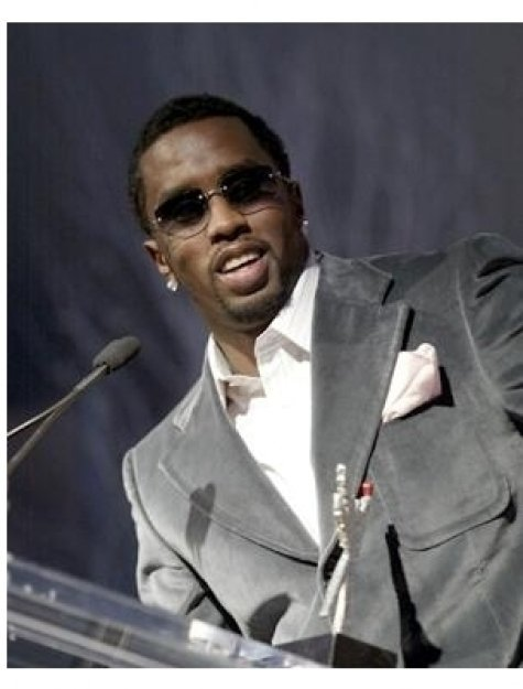 Divine Design 2004: Sean Combs