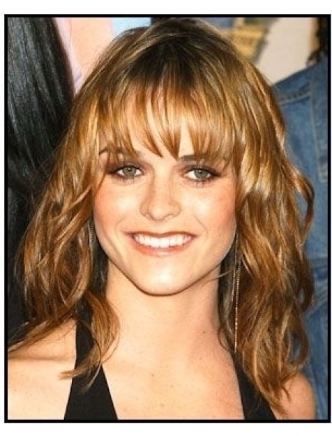 Taryn Manning at the Crossroads premiere
