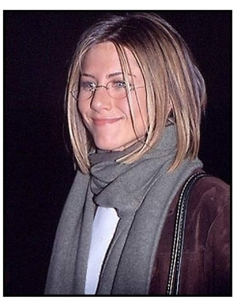 Jennifer Aniston at the Snatch premiere