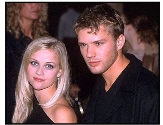 Reese Witherspoon and Ryan Phillippe at the Way of the Gun premiere
