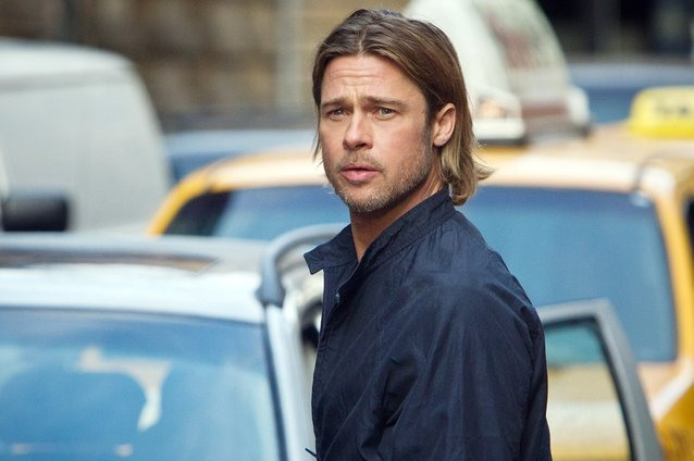 Brad Pitt, World War Z