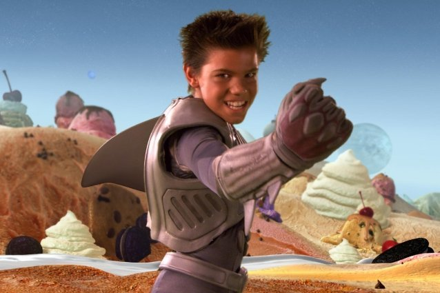 Taylor Lautner, Adventures of Sharkboy and Lavagirl