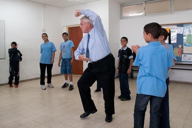 Pierre Dulaine, Dancing in Jaffa