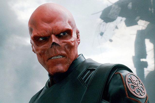 Hugo Weaving, Captain America