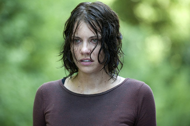The Walking Dead, Lauren Cohan
