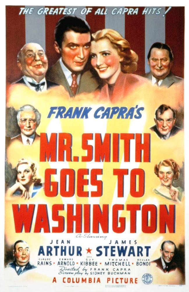 Mr. Smith Goes to Washington