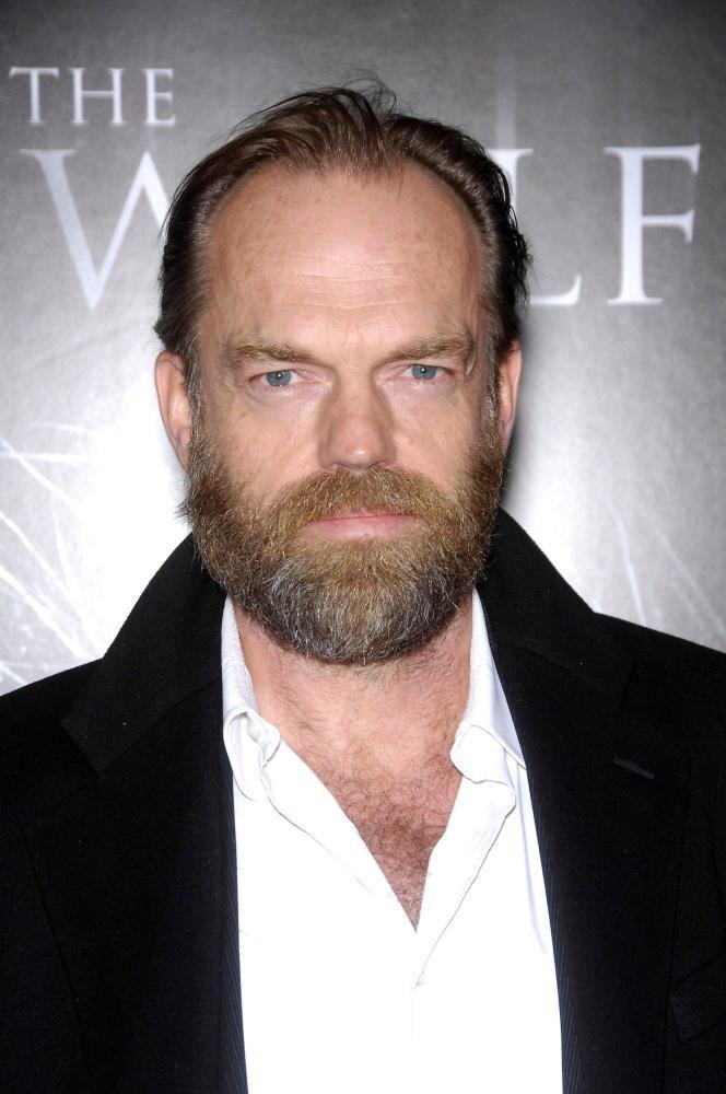 Hugo Weaving
