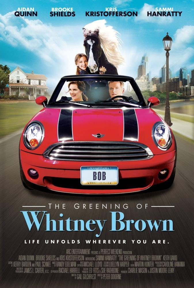 Greening of Whitney Brown