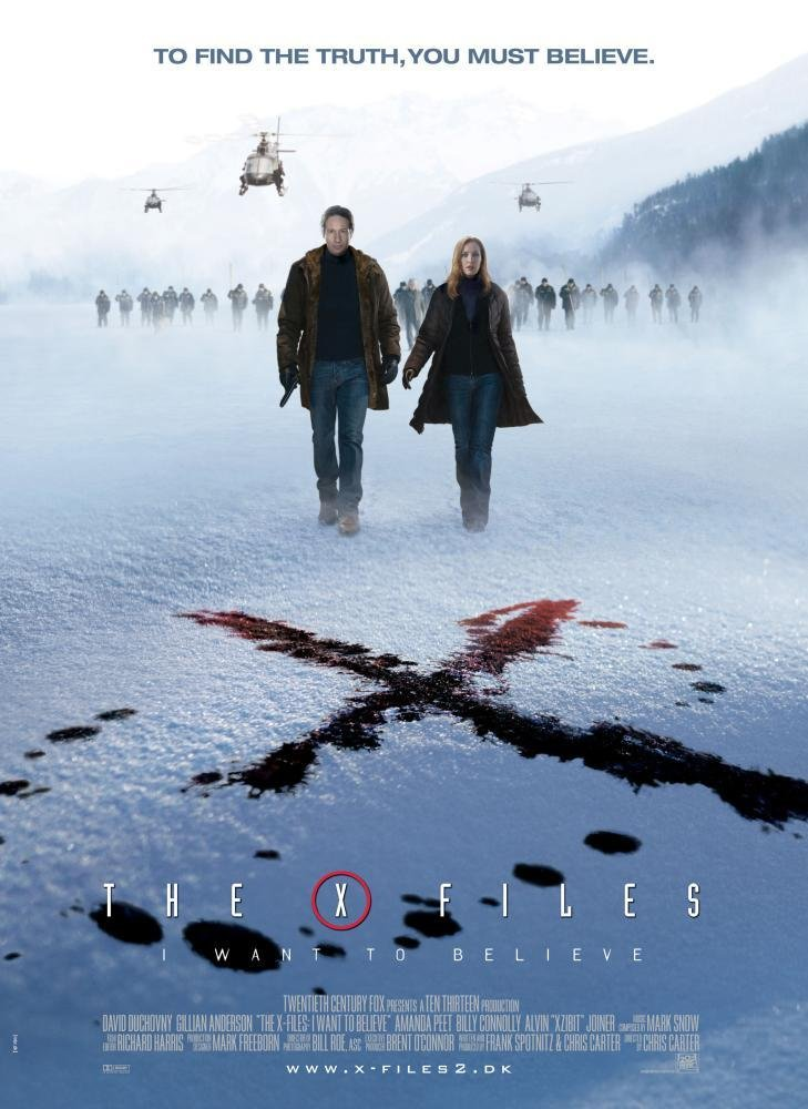 X-Files: I Want to Believe